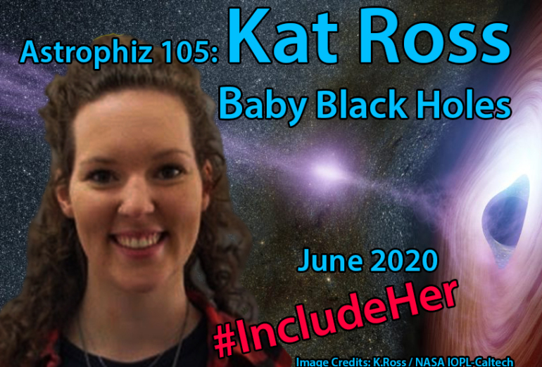 Astrophiz branding with Kat Ross