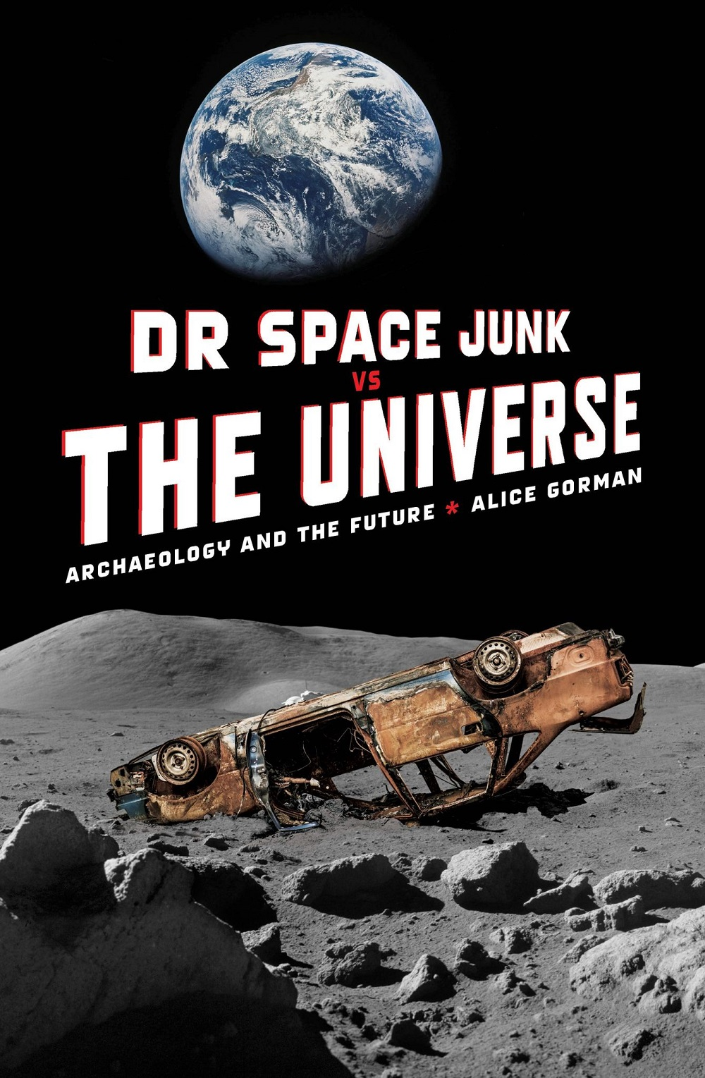 Dr Space Junk vs. the Universe cover art