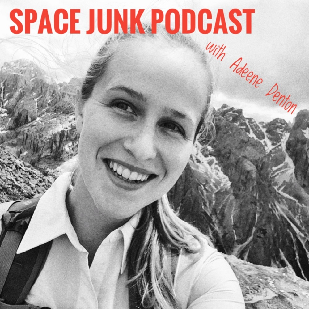 Space Junk Podcast cover art